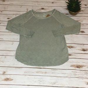 NWT American Eagle Soft & Sexy Slub T-shirt - L